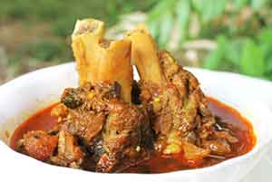 makanan khas Serang Banten